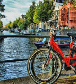 Fiets huren in Amsterdam