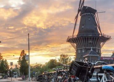 Op zoek naar de Molens van Amsterdam